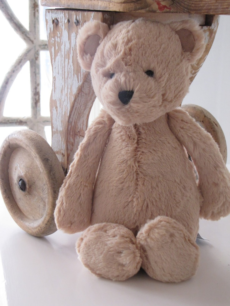 139 best Teddy bear ♥ Nounours images on Pinterest | Teddy bear ...