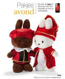 ❤️❤️❤️ Nijntje Sint en Piet