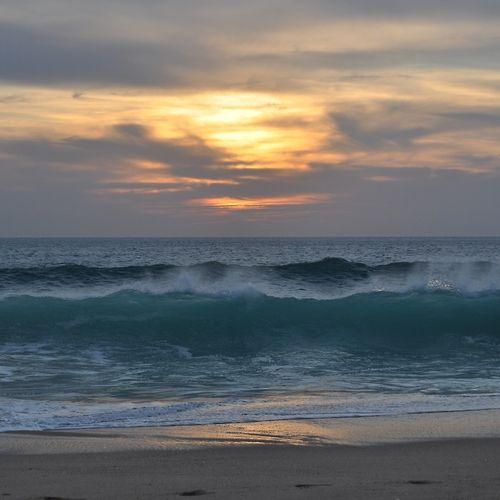 Sunset in Zahara de los Atunes   Spain