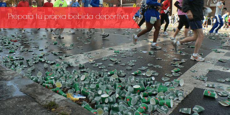 Bebida deportiva natural a base de semillas de chía | Recetas para Corredores Ingredientes en www.monciel.co Leer mas: http://runfitners.com