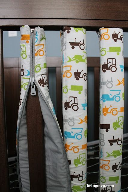 being MVP: The Alternative to Traditional Crib Bumpers: Wonder Bumpers & Giveaway!