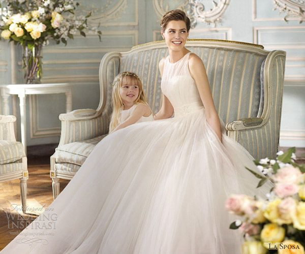 Stunning La Sposa Wedding Dresses u Glamour Bridal Collection