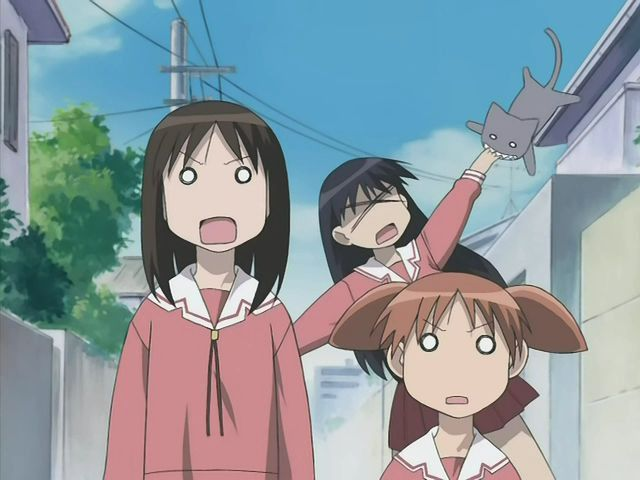 "Crunchyroll - Sentai Filmworks Licenses ""Azumanga Daioh"" for North American Home Video Release"