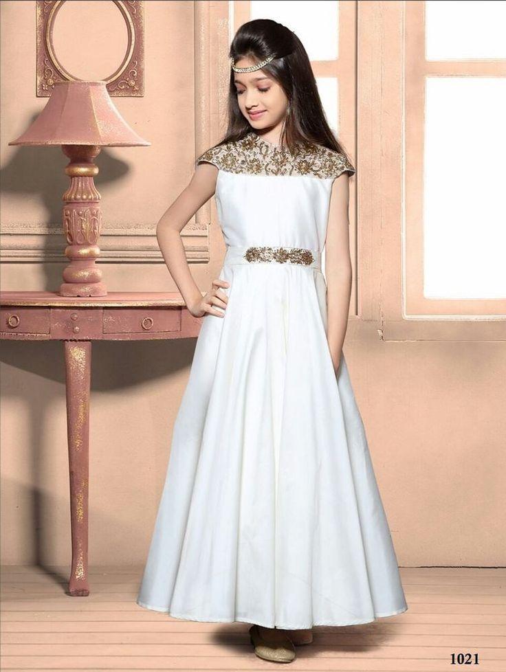 Salwar Pakistani Dress Indian Anarkali Ethnic Designer Gown Kameez New Bollywood #KriyaCreation #Gown