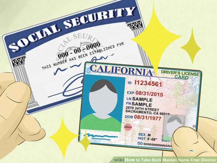 12 Doubts About Insurance Card Has Maiden Name You Should Clarify