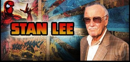 POW!'s Comic Book Legend Stan Lee To Attend 2013 Wizard World Portland Comic Con! - We could not be more excited about the man himself!!