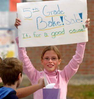 Gov. Deval Patrick burns bake sale ban, Massachusetts Health Dept ...