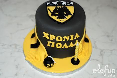 """""""AEK"""" Cake"""
