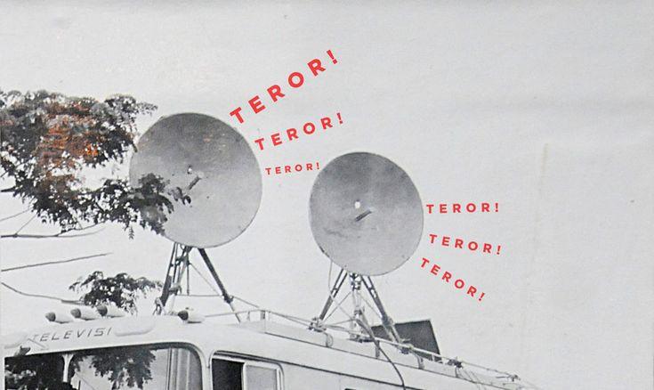 Jurnalisme Teror. Teror Jurnalisme.