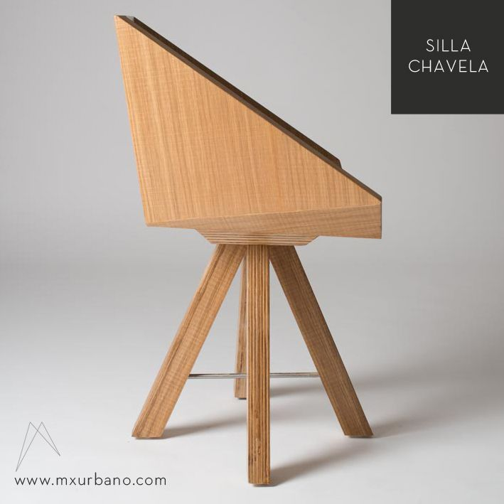 """SILLA CHAVELA. Chavela Vargas (1919-2012) """"La dama del poncho rojo"""" fue la inspiración de esta silla.Ícono de la cultura mexicana y personal admiración a esta gran señora."""