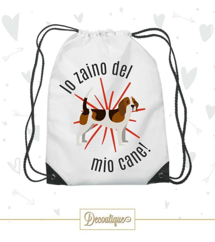 SACCA PORTAOGGETTI BEAGLE #beagle #dog #animali #puppy #nature #cane #ilmiglioreamico #canidirazza #natura #idearegalo #inghilterra #england #sacca #diy #handmade #zainetto #enci  #bestdog #napoli #italia #americankennelclub Codice: SCC017 Prezzo: 7,00 € Spedizione in Italia: 6,00 €  Per prenotare la tua Sacca contattaci in privato o all'indirizzo email info@decoutique.it Personalizza la tua Sacca con lo stile più adatto a te. Affidati a noi per la tua proposta grafica!