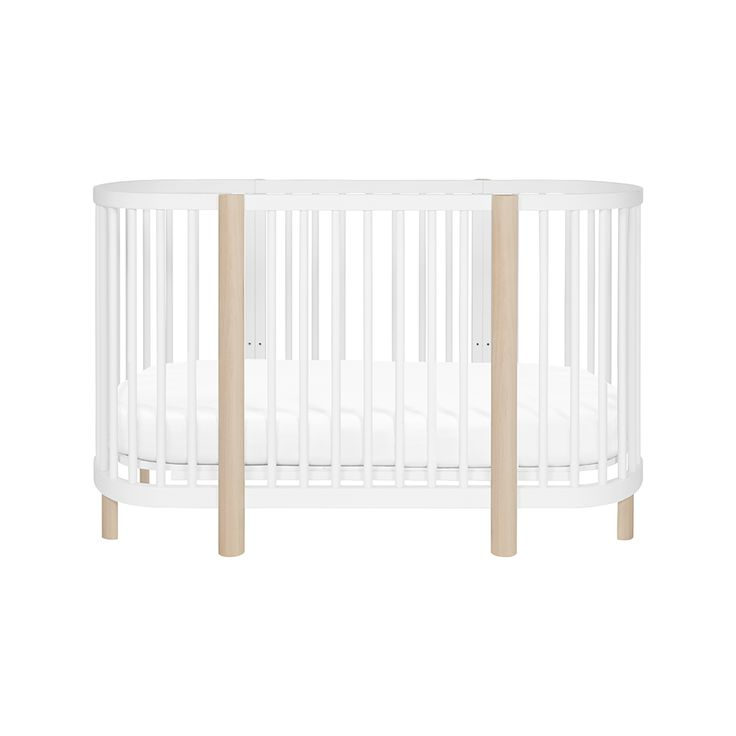 Hula Convertible Oval Crib - The Project Nursery Shop