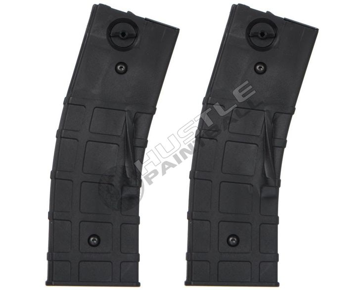 Tiberius Arms T15 Paintball Marker Magazine - 20 Round - 2 Pack