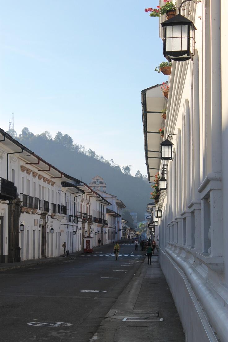 Popayán my beloved city