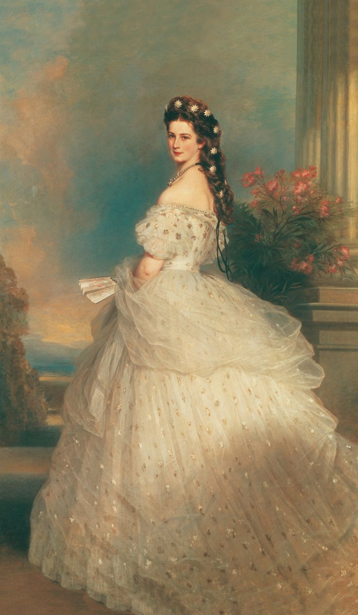 The dress agency horncastle - Elizabeth Of Bavaria Better Known As The Empress Sissi Of Austria Probably Her Most
