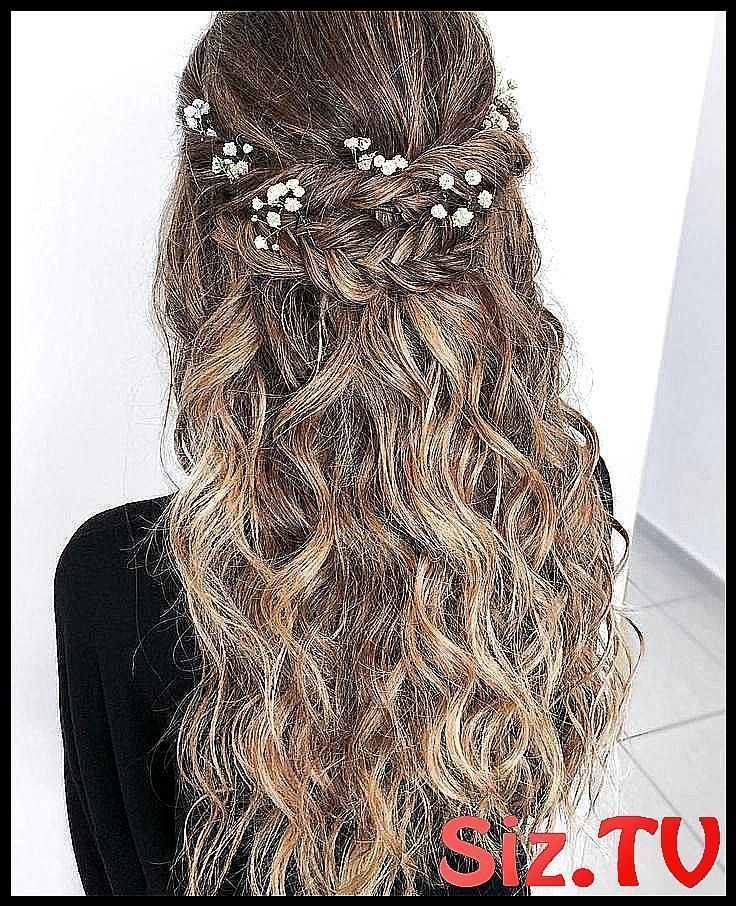 #Flowers #boho #Chic #Hairstyle #fr #hair