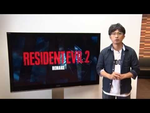 Capcom is Remaking 'Resident Evil 2' - HorrorMovies.ca