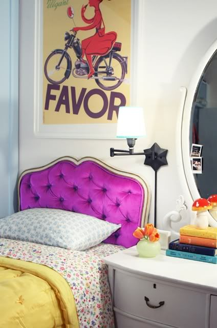 Love the bed! (Design by: jennykomenda.com)