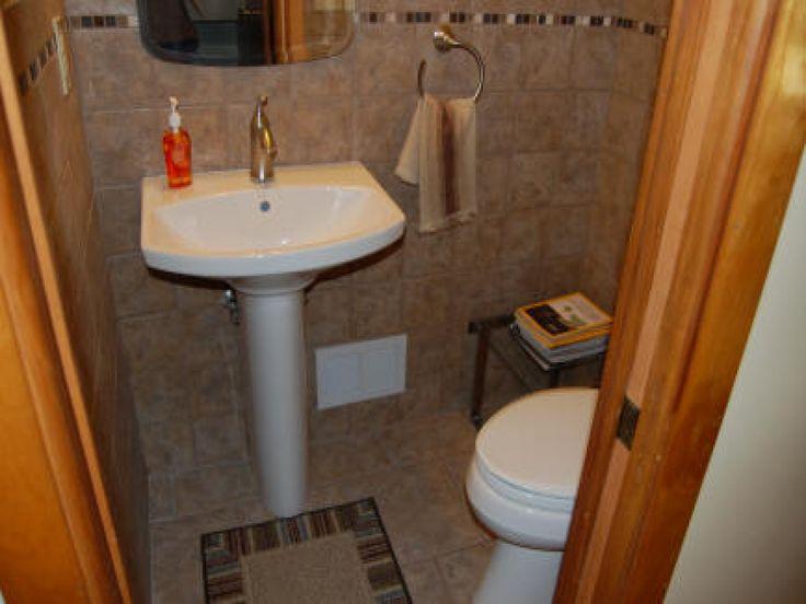 Best 25+ Half Bathroom Remodel Ideas On Pinterest