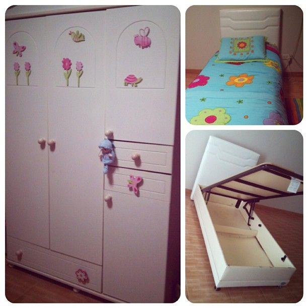 للبيع غرفة نوم اطفال سرير ستورج و كبت بحالة جدا ممتازة السعر 120 دينار Home Decor Furniture Decor