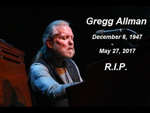 """Midnight Rider"" featuring Vince Gill, Gregg Allman, and Zac Brown, from the forthcoming ""All My Friends - Celebrating The Songs And Voice of Gregg Allman"" B..."