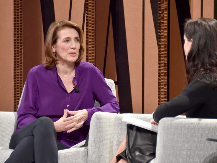Ruth Porat says hiring more women is good for the bottom line.