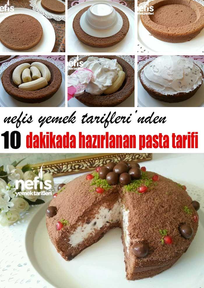 Pişmeyen Köstebek Pasta (10 Dakikada) Tarifi nasıl yapılır? 9.905 kişinin defterindeki bu tarifin resimli anlatımı ve deneyenlerin fotoğrafları burada. Yazar: Yeliz'in Tatlı Mutfağı