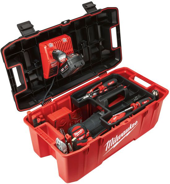 New Milwaukee Tool Box!