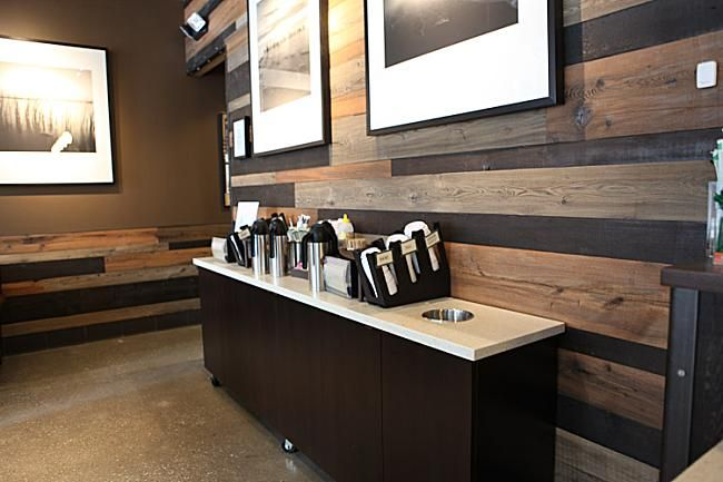 Commercial Office Coffee Bar