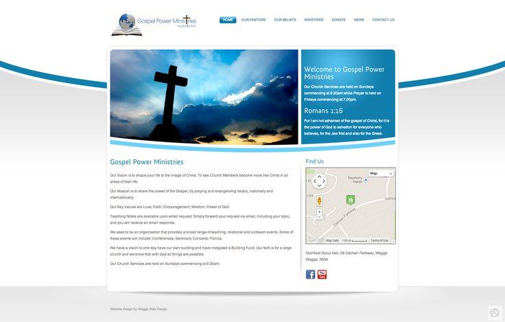 Gospel Power Ministries