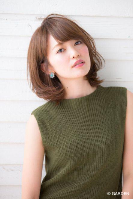 たったひと手間でおフェロヘア♡モテも狙える『耳かけボブ』カタログ - Locari(ロカリ)