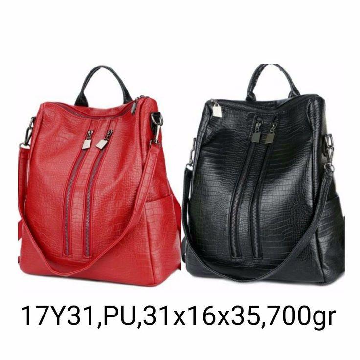 17Y31 Red Black 148rbPU31x16x35700gr  Hubungi kami di:  Line: girlia_id Telegram: @girliaid CS1 : D0D1B201 / WA: 081347103932 CS2 : D21B1E5B / WA: 08125658895 IG testi: @testigirlia  Girlia Fashionstore your chic #dailygears  #beautiful #fashion #instafashion #purse #shopping #stylish #girliaproject #girliafashionstore #tasimportmurah #tas #tasfashion #grosirtasmurah #tasbatammurah #taskorea #tasbranded #tasmurmer