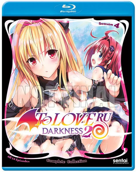 BackAbout To Love Ru Darkness 2 Blu-ray To Love Ru Darkness 2 contains episodes 1-14 of the fourth season of the To Love Ru franchise.Rito Yuki's latest close encounters are starting to resemble a straight out invasion! While intergalactic romance is out of this world, attracting such high voltage vixens is not unlike being a fork stuck into an anti-matter engine to retrieve a plutonium bagel; it definitely messes with your head and heart.Rito struggles to grasp how he can love more than…
