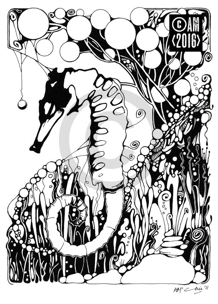 Jeffrey Jones ink drawing 'Bag O'Bones' Comic Art | Inkspiration ...