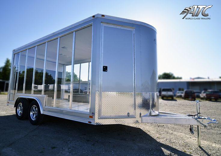 2012 Aluminum SS Series Trailer (ATCSS8516TA2) 170799