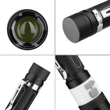 ThorFire TA14 XM-L2 600LM Rechargeable Adjustable LED Flashlight 18650 Sale - Banggood.com
