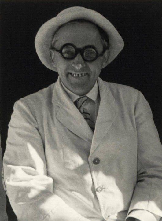 Witkacy, fot. z kolekcji Stefana Okołowicza (źródło: materiały prasowe)