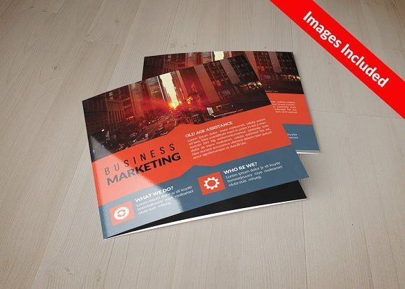 Real Estate Trifold Brochure by Business Flyers on @creativemarket - flyers and brochures templates