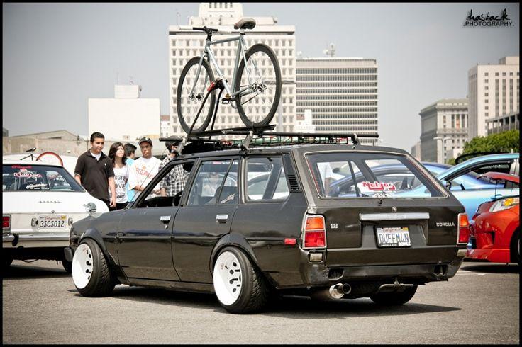 Pimp Corolla Wagon
