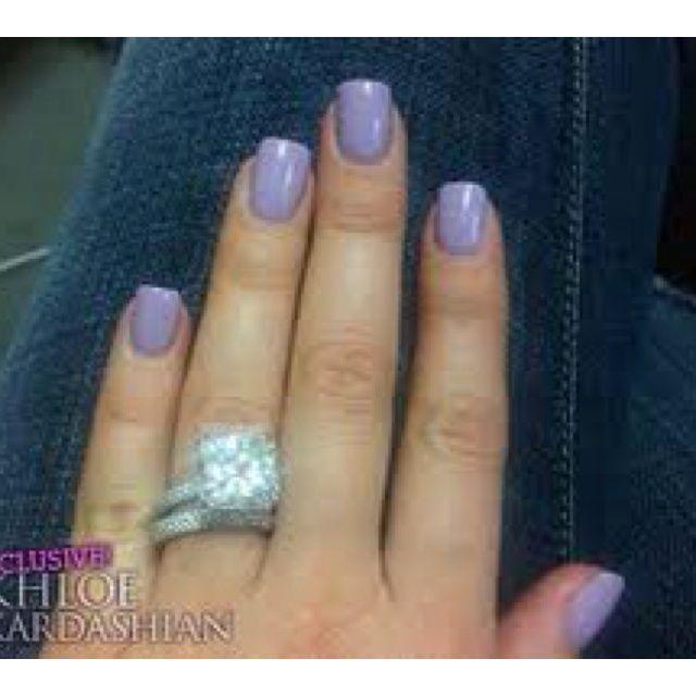 Khloe Kardashian Wedding Ring