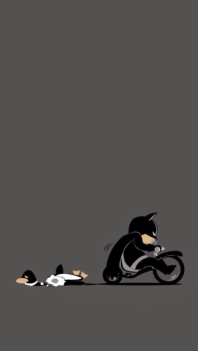 Hehe;) oh toddler bat! Looks like Damian.... FEELS SADNESSSSSS