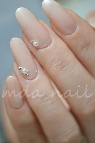 Blog de Ginza nail ★ MDA NAiL | Natural ②