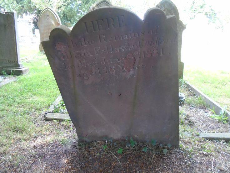 William Fellows (1785 - 1831) - Find A Grave Photos