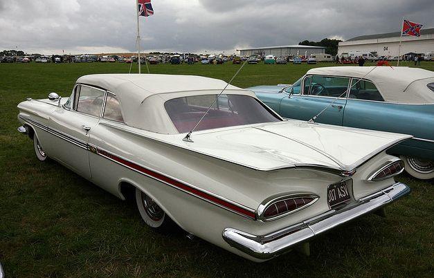 1959 Chevy Impala convertible