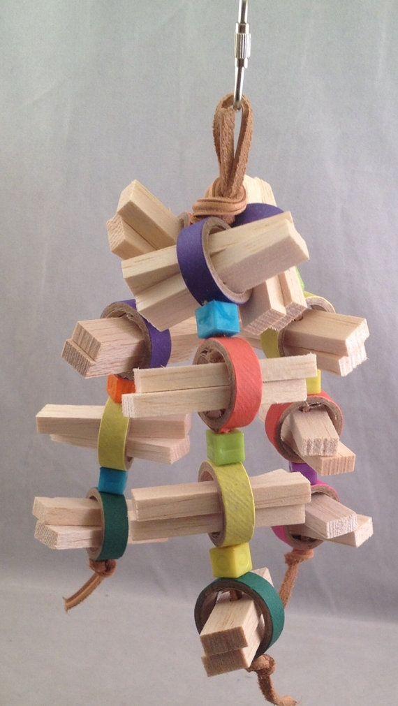 Diy Bird Toys : Images about diy bird toys on pinterest