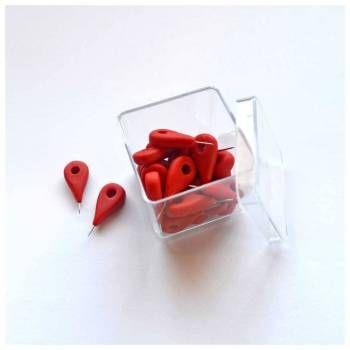 Pins alfinetes especiais para marcar suas viagens, pendurar fotos e recados! Com este produto exclusivo Viagema, seus murais e…