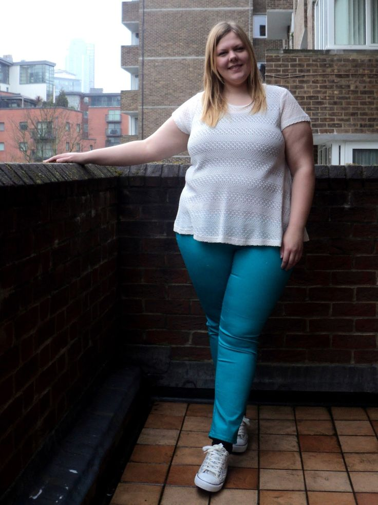 OOTD: Colourful Jeggings