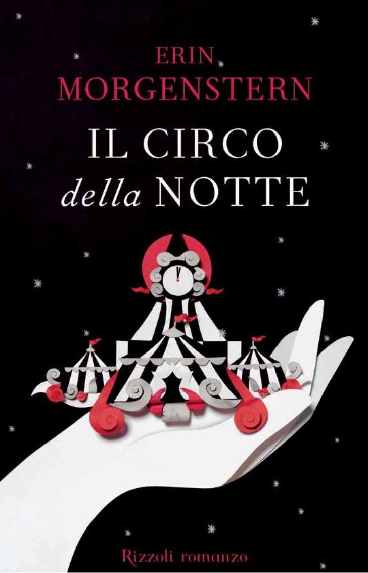 Il circo della notte - Erin Morgenstern