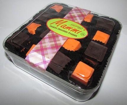 coklat orange