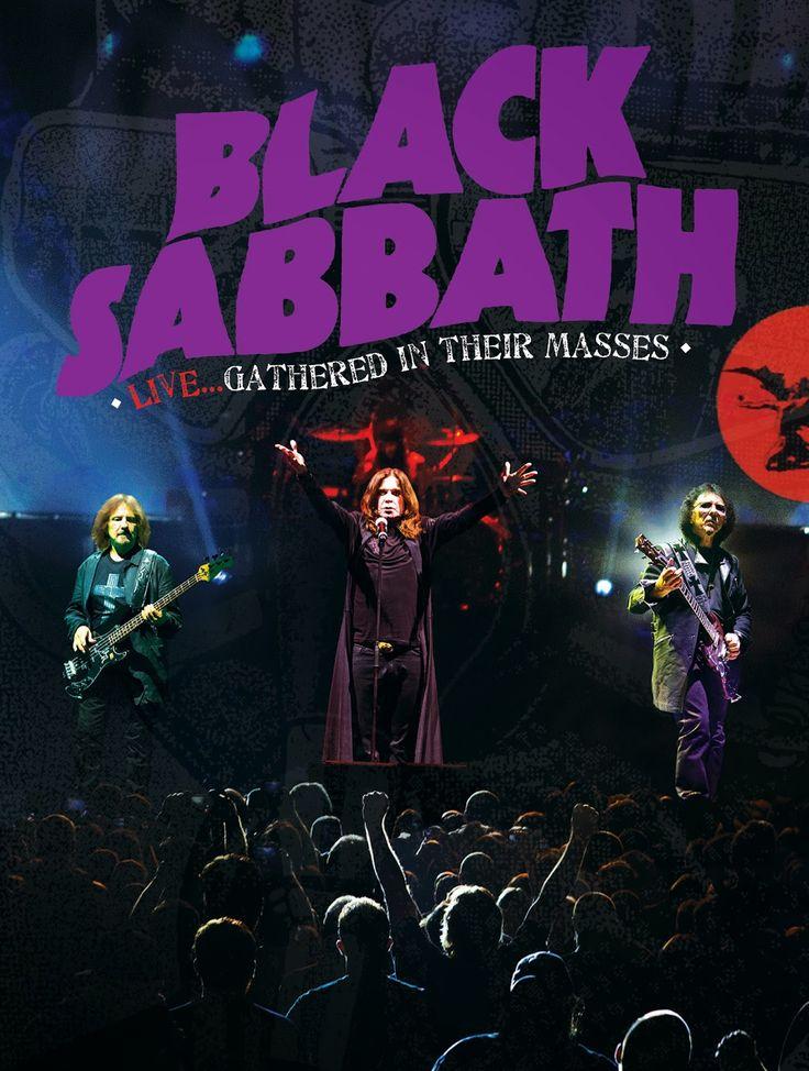 Black Sabbath - Live... Gathered In Their Masses - Ripando a História do Rock